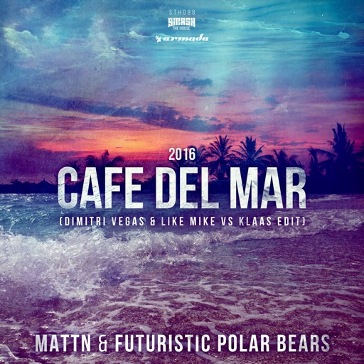 MATTN & Futuristic Polar Bears - Café Del Mar 2016 (Dimitri Vegas & Like Mike Edit)