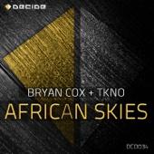 African Skies - Single cover art