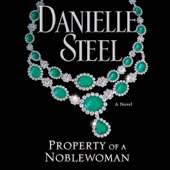 Property of a Noblewoman - Danielle Steel Cover Art