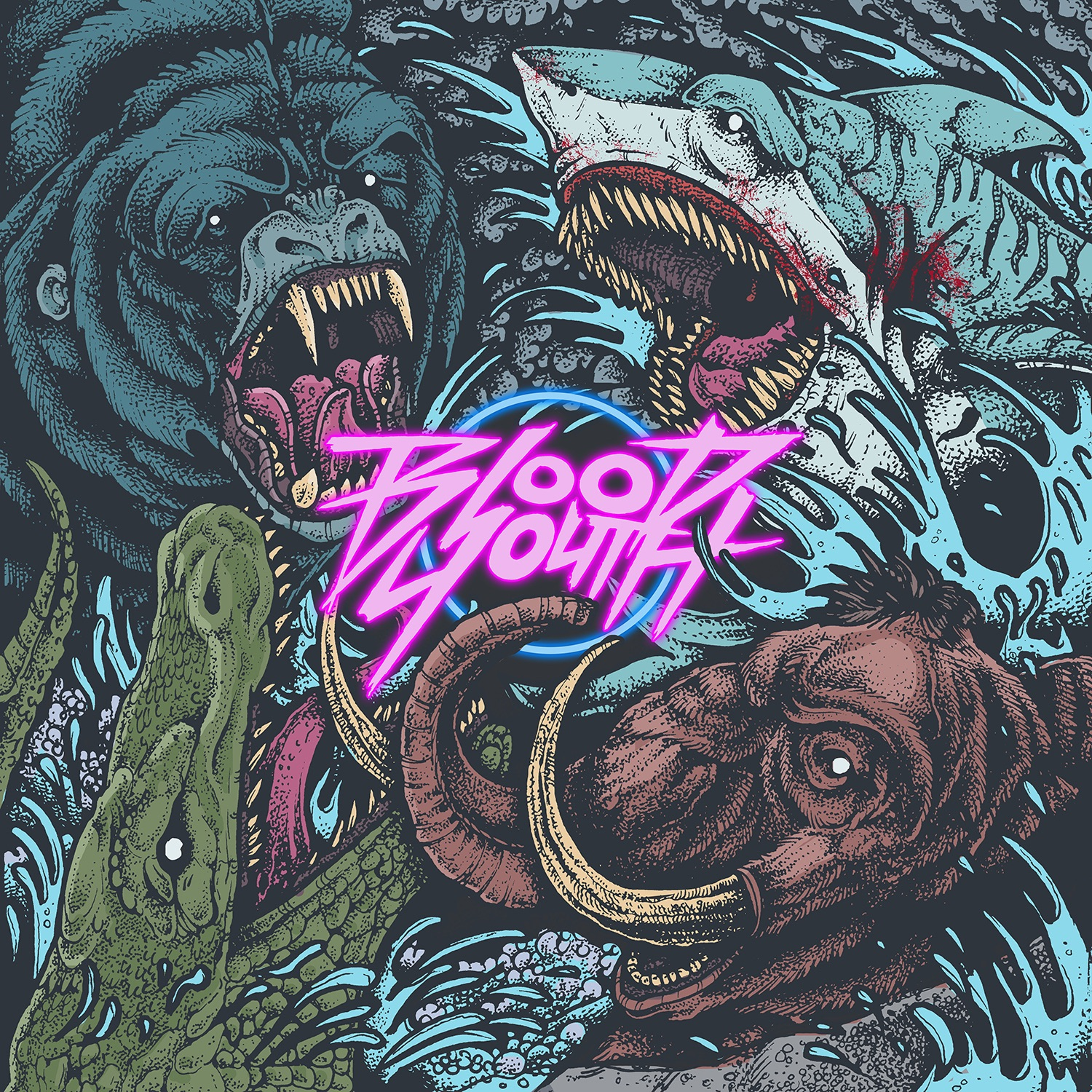 Blood Youth - Closure [EP] (2016)