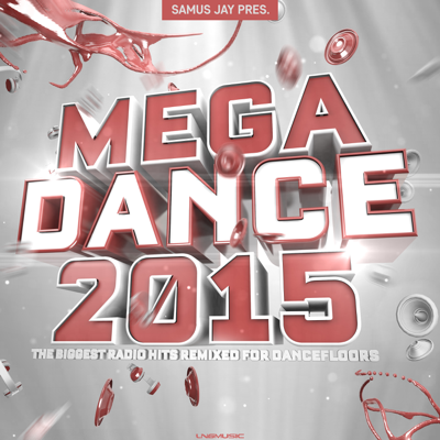 Various Artists-Mega Dance 2015