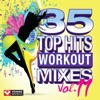 35 Top Hits, Vol. 11 - Workout Mixes (Unmixed Workout Music Ideal for Gym, Jogging, Running, Cycling, Cardio and Fitness), Power Music Workout