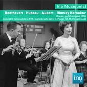 Beethoven - Hubeau - Aubert - Korsakov