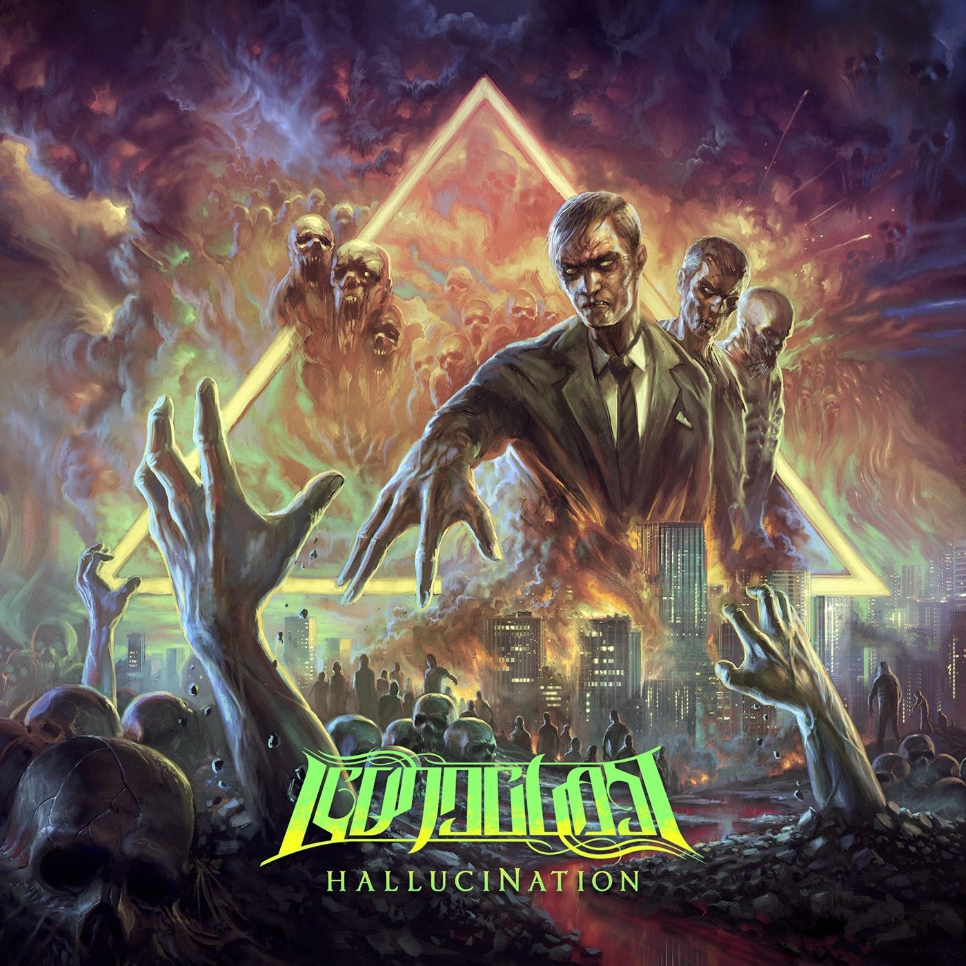 Iconoclast - halluciNation (2016)