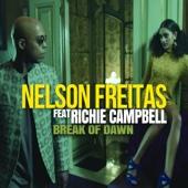 Break of Dawn (feat. Richie Campbell) - Nelson Freitas
