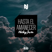 Nicky Jam - Hasta el Amanecer illustration