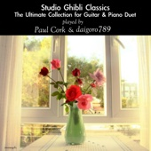 Studio Ghibli Classics: The Ultimate Collection for Guitar & Piano Duet