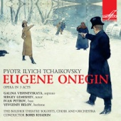 Eugene Onegin, Op. 24, Act I, Scene 3: No. 12c, Onegin's Aria