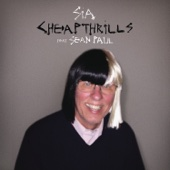 sia-cheap thrills feat sean paul