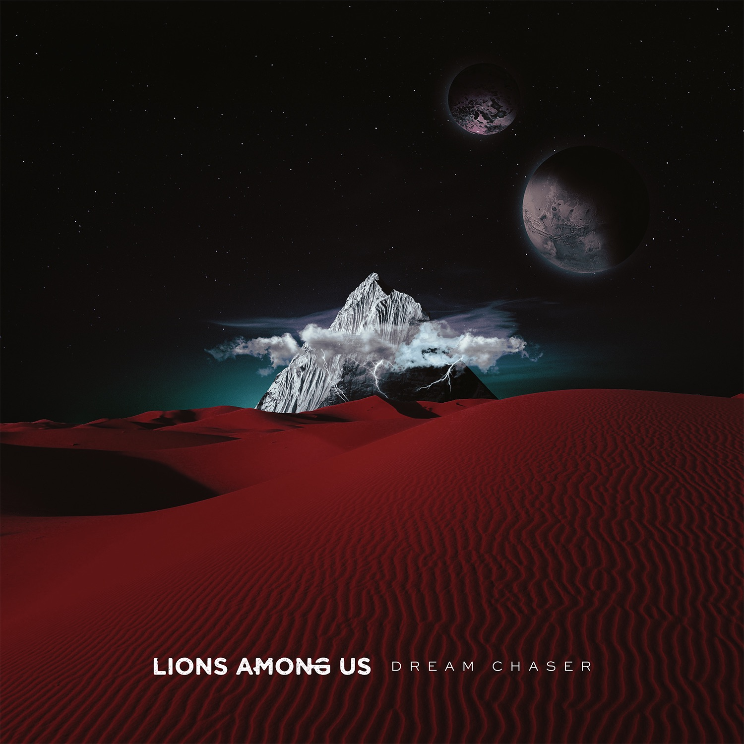 Lions Among Us - Dream Chaser (2016)