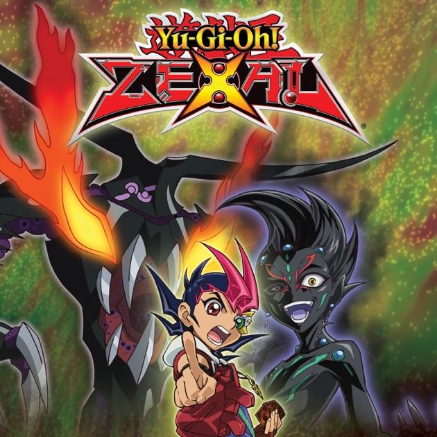 Yugioh Zexal Staffel 3