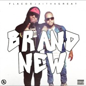 Brand New (feat. JaiThaGreat) - Single cover art