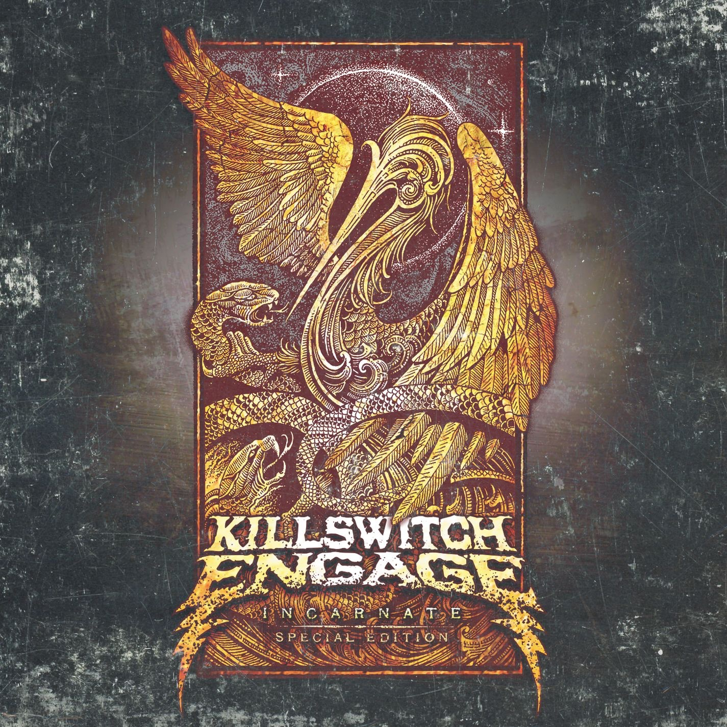 Killswitch Engage - Incarnate [Special Edition] (2016)