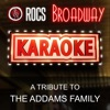 ROCS - One Normal Night  Originally Performed by the Addams Family  [Karaoke Version]