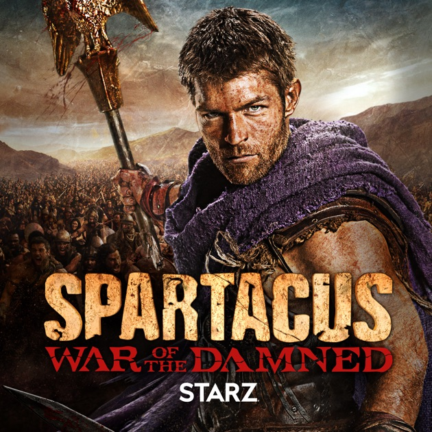 Spartacus: War of the Damned - Wikipedia