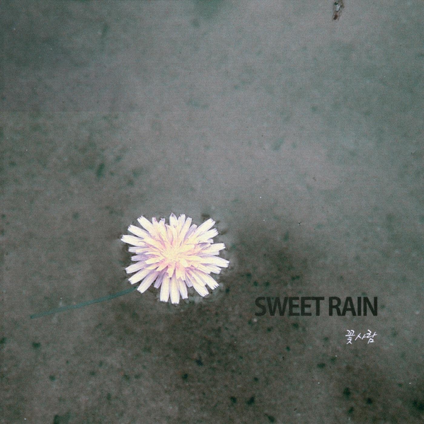단비 - Flower Person - Single