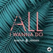 Martin Jensen - All I Wanna Do artwork