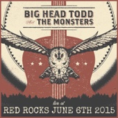 Big Head Todd And The Monsters - Live at Red Rocks 2015  artwork