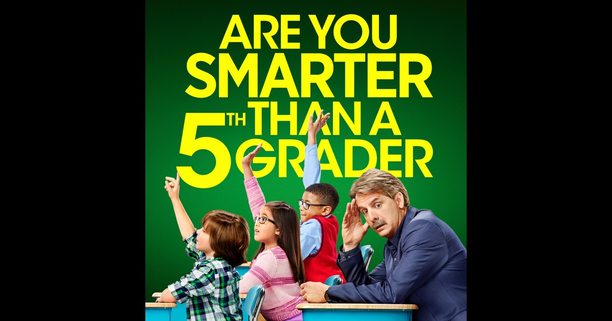are you smarter than a 5th