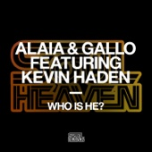 Alaia & Gallo - Who Is He? (feat. Kevin Haden) artwork