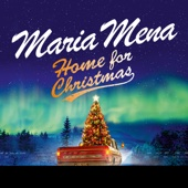 Maria Mena - Home for Christmas artwork