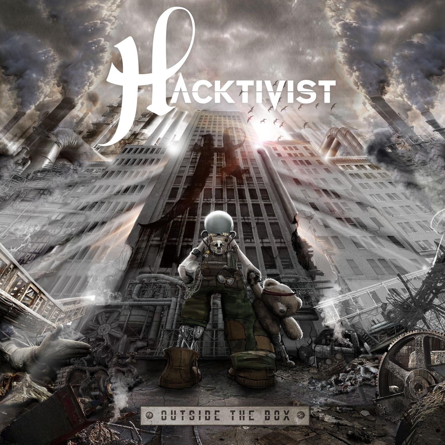 Hacktivist - Buszy [single] (2016)