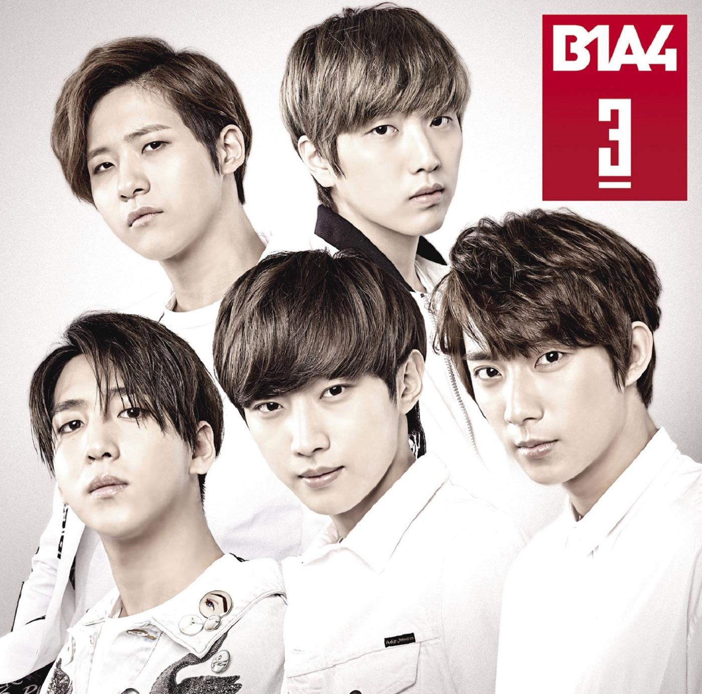 B1A4 - 3[通常盤]
