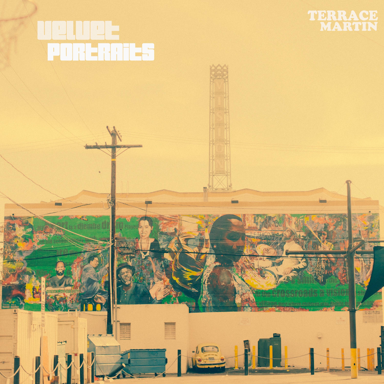 Terrace Martin - Oakland (feat. Lalah Hathaway)