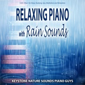 Soothing Piano Music with Relaxing Rain