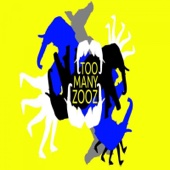 Too Many Zooz - F Note - EP  artwork