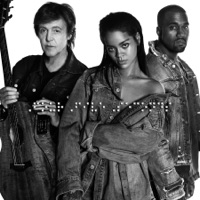 FourFiveSeconds - Single - Rihanna and Kanye West and Paul McCartney