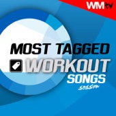 Various Artists - Most Tagged Workout Songs Session (60 Minutes Non-Stop Mixed Compilation for Fitness & Workout 135 BPM Aerobic Session) artwork