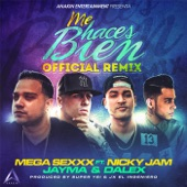 Me Haces Bien (Remix) [feat. Nicky Jam, Jayma & Dalex] - Single