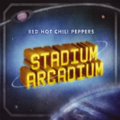 Red Hot Chili Peppers - Stadium Arcadium  artwork