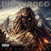 Immortalized (Deluxe Version) - Disturbed Cover Art