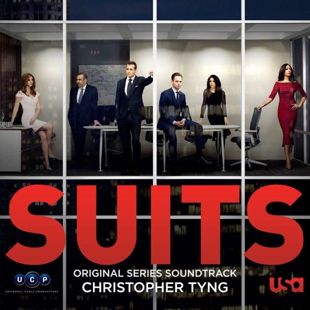Suits (Original Television Soundtrack) by Christopher Tyng