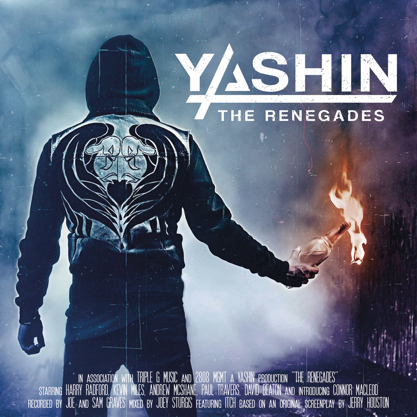 Yashin - The Renegades [Deluxe Edition] (2016)