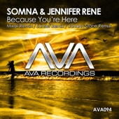 Because You're Here (Sunset Remix)