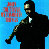 John Coltrane - My Favorite Things  artwork