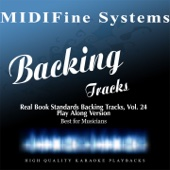 Real Book Standards Backing Tracks, Vol. 24 (Play Along Version)