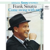 Frank Sinatra - On the Sunny Side of the Street artwork