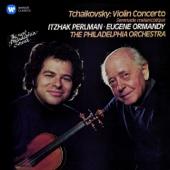 Itzhak Perlman - Tchaikovsky: Violin Concerto & Sérénade mélancolique - EP  artwork
