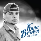 Closer - EP - Kane Brown Cover Art