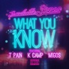 What You Know feat T Pain K Camp Migos Single
