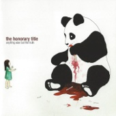 Anything Else but the Truth - The Honorary Title Cover Art