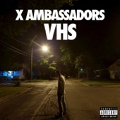 X Ambassadors - Unsteady artwork