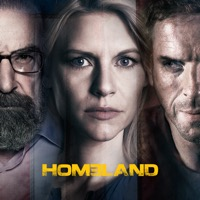 Homeland, Season 3 (iTunes)