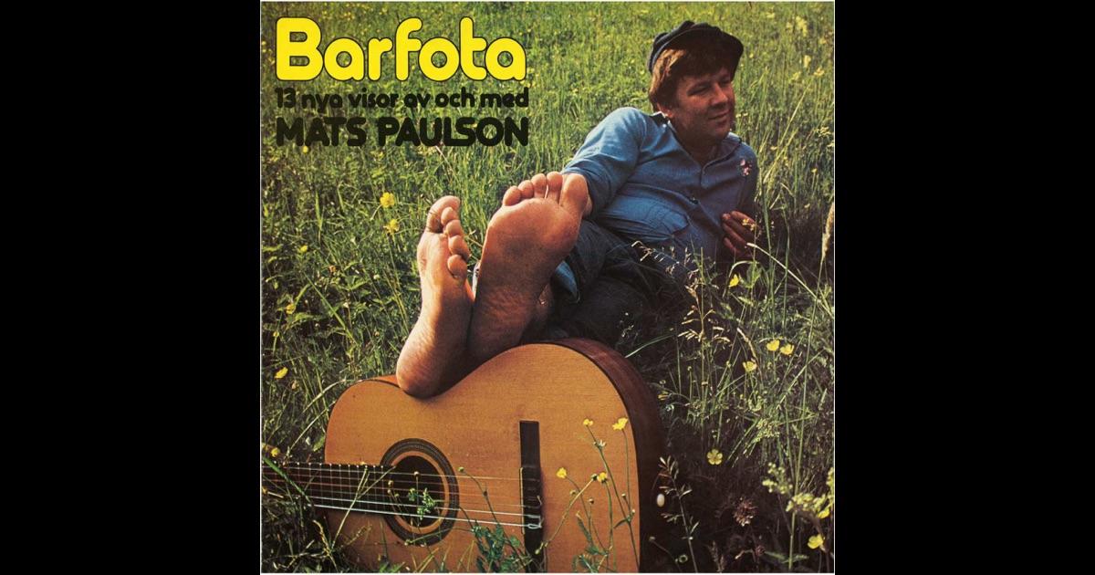 Mats Paulson Barfota