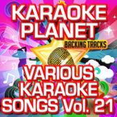 Various Karaoke Songs, Vol. 21 (Karaoke Version)