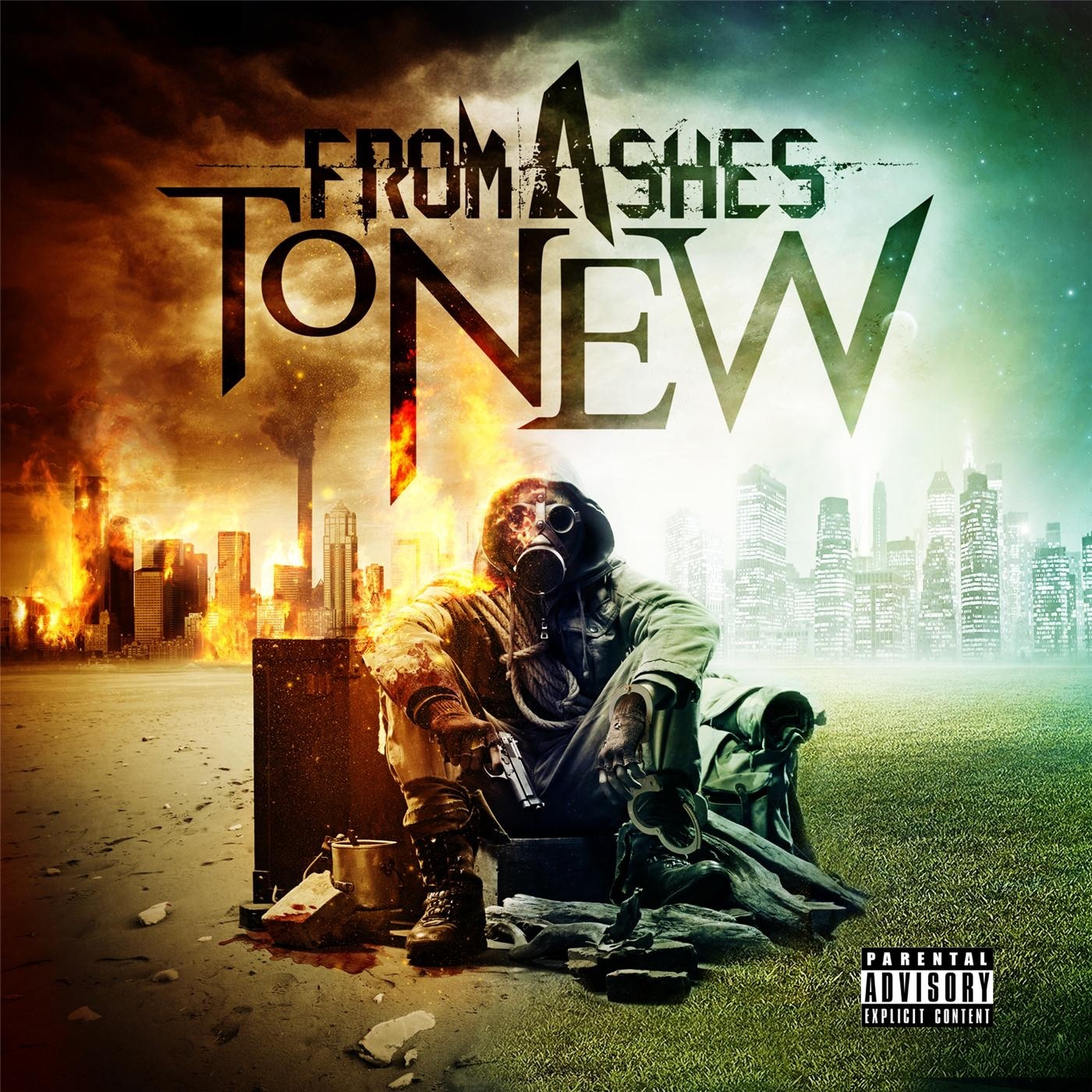From Ashes to New - From Ashes to New [EP] (2013)